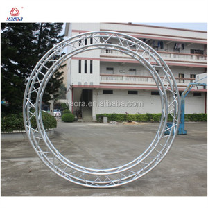Circular Lighting Truss Design