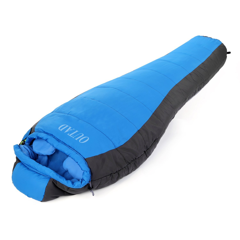 OUTAD Outdoor Winter Camping Waterproof Sleeping Bag