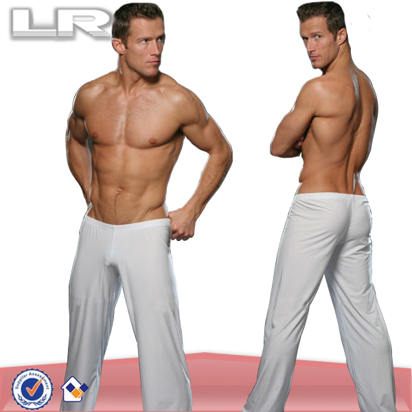 homme sexy salon pantalon pyjama pyjamas id de produit 711450987. Black Bedroom Furniture Sets. Home Design Ideas