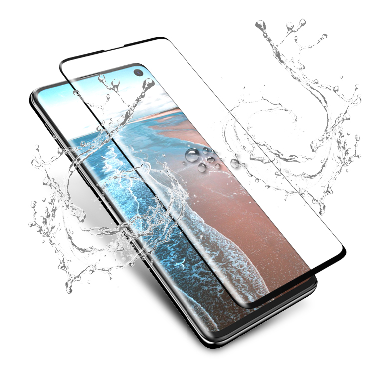 Saiboro High Quality  9H Full Mobile Phone Screen Protector For Samsung S10