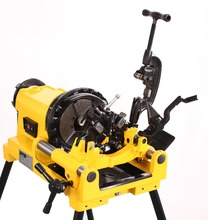 SQ50E electric pipe threading machine fits 300 Compact