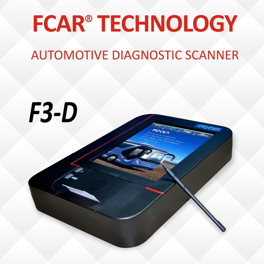 Original+Factory Price for International Truck Diagnostic Scanner ( Fcar F3-D)