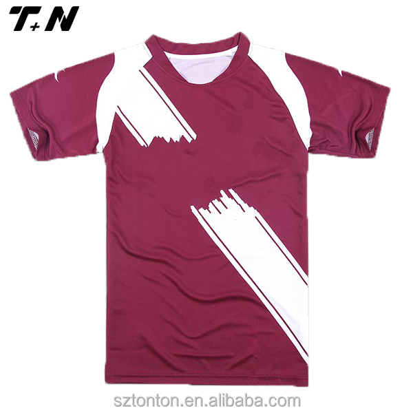 China 2015 thai quality soccer jersey
