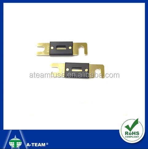 Taiwan made automotive stereo fuse ANL type stereo fuses car stereo fuses