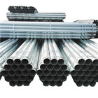 ERW and Seamless GI Hollow MS Pipe Galvanized Price List