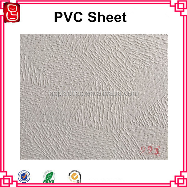 Pattern PVC Film For Gypsum Ceiling Tiles