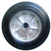 Qingdao manufacturer heavy duty cheap solid wheel 200mm