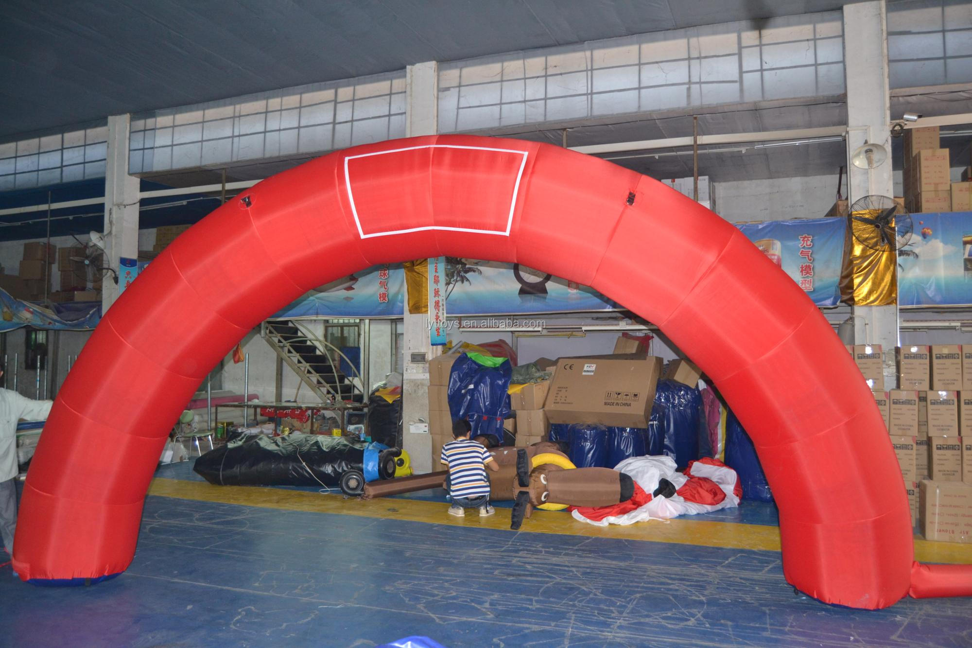 Used festival inflatable advertising arch,arch for weddings