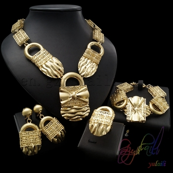 Italian Gold Jewelry Sets Gold Kangan Designs Photos Necklace