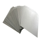 Composite Polymer [ Mica ] Mica Glass Fiber Glass Sheet Transparent Mica Sheet