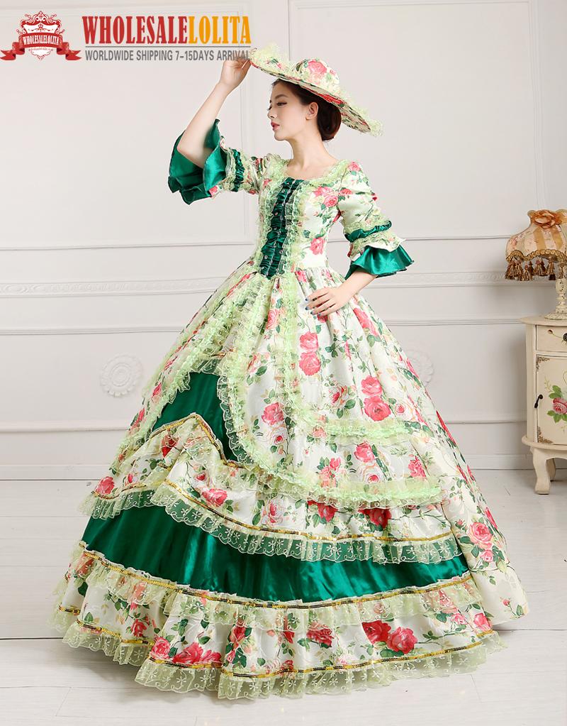Marie Antoinette Hochzeit Kleid-Kaufen billigMarie ...