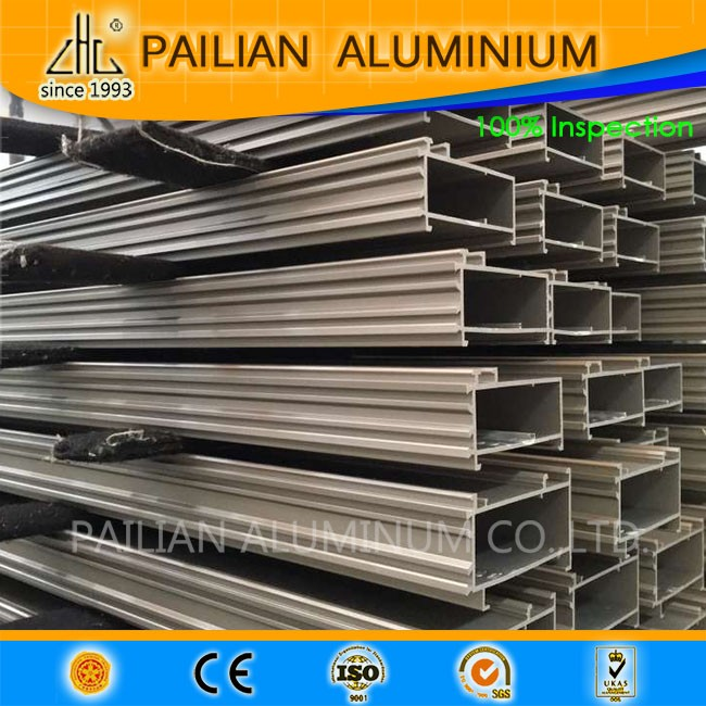 aluminium profile manufacturers supplying glass curtain wall for unitized curtain wall