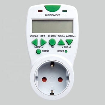 220-240 VC New type timer digital timer switch,small programmable digital timer,timer socket