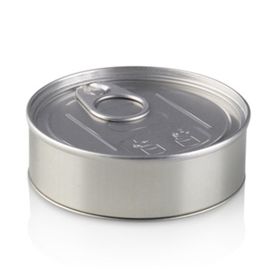 Pressitin Tuna tin cans Wholesale Metal Containers for food with labels