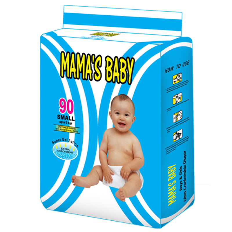 Lowest Price AAA Quality OEM Accept Baby Diaper At Wholesale Price Manufacturer China