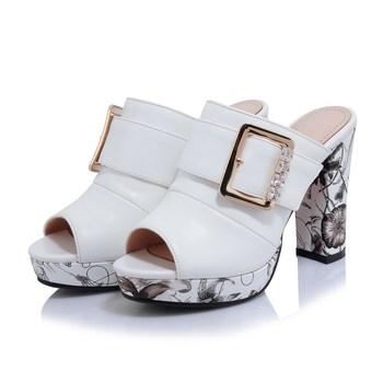 Latest New Models Ladies High Heel