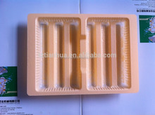 PVC disposable plastic medical tray