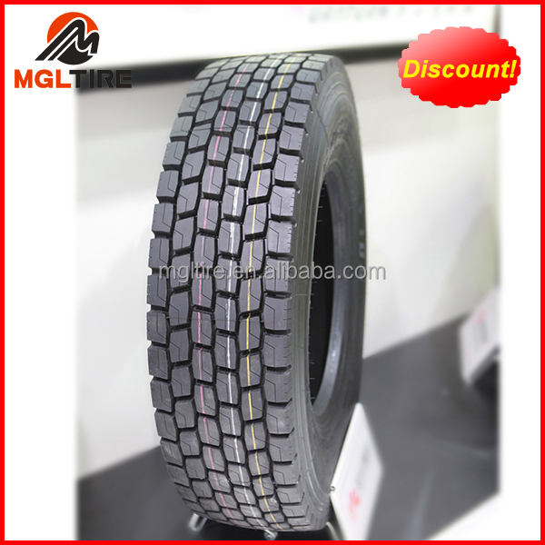 China Hifly Truck Tyre Wholesale 11r22.5 12r22.5 295/80r22.5
