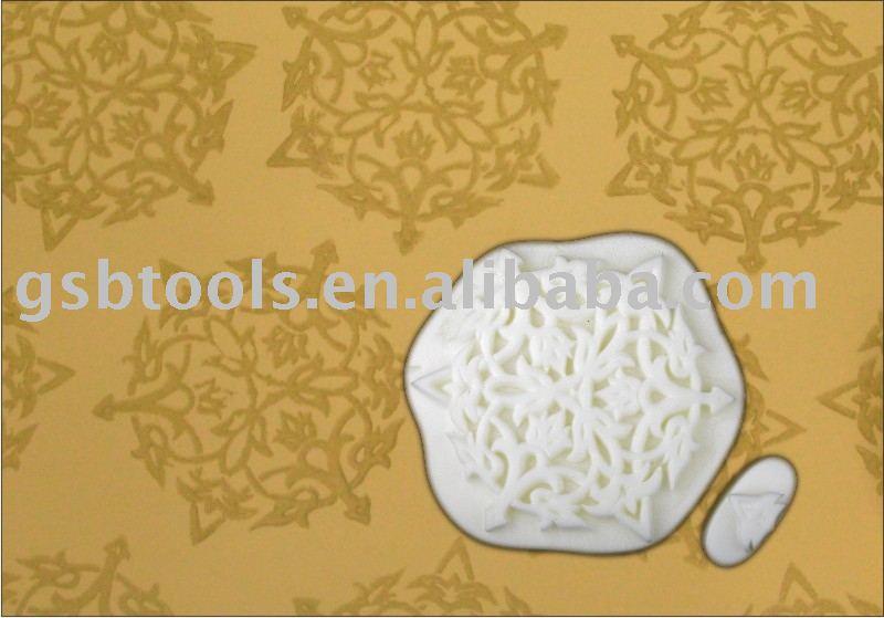 Paint Tools Sponge Stamp Kit AJ6