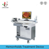 Trolley type hemorrhoids treatment device for hemorrhoidal surgery