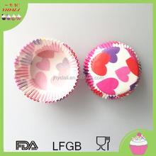 Factory directly greaseproof paper cupcake