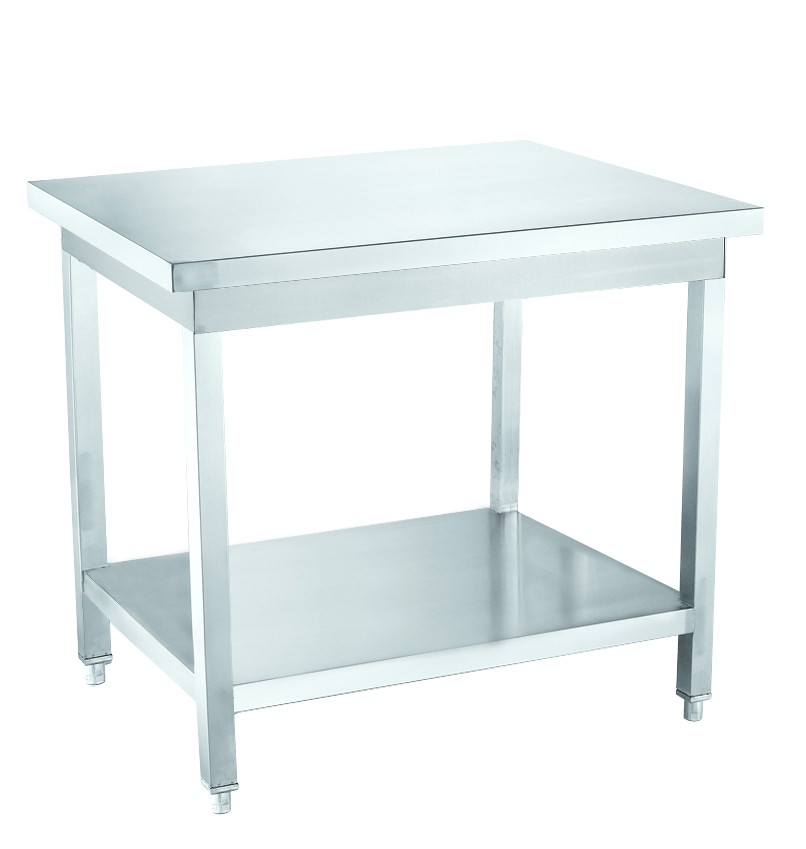 Folding Stainless Steel Work Table