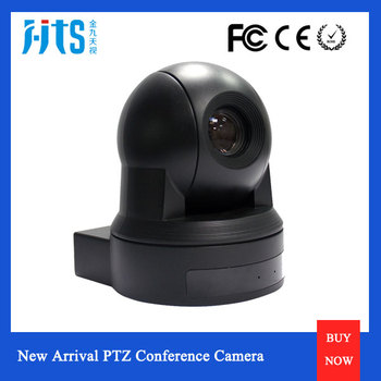 Dome camera auto tracking 360 degree Pan 120 degree Tilt PTZ SD Video Conferencing Camera System for Classroom, Meeting Room