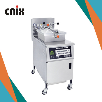 CNIX 220V Voltage and new condition broasted gas chicken fryer PFG-H600 with factory price