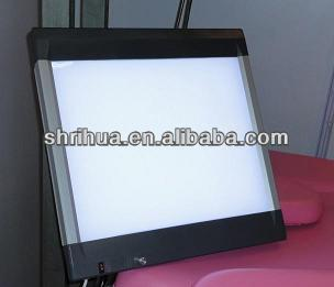 High aluminum alloy x ray film viewer for industrial