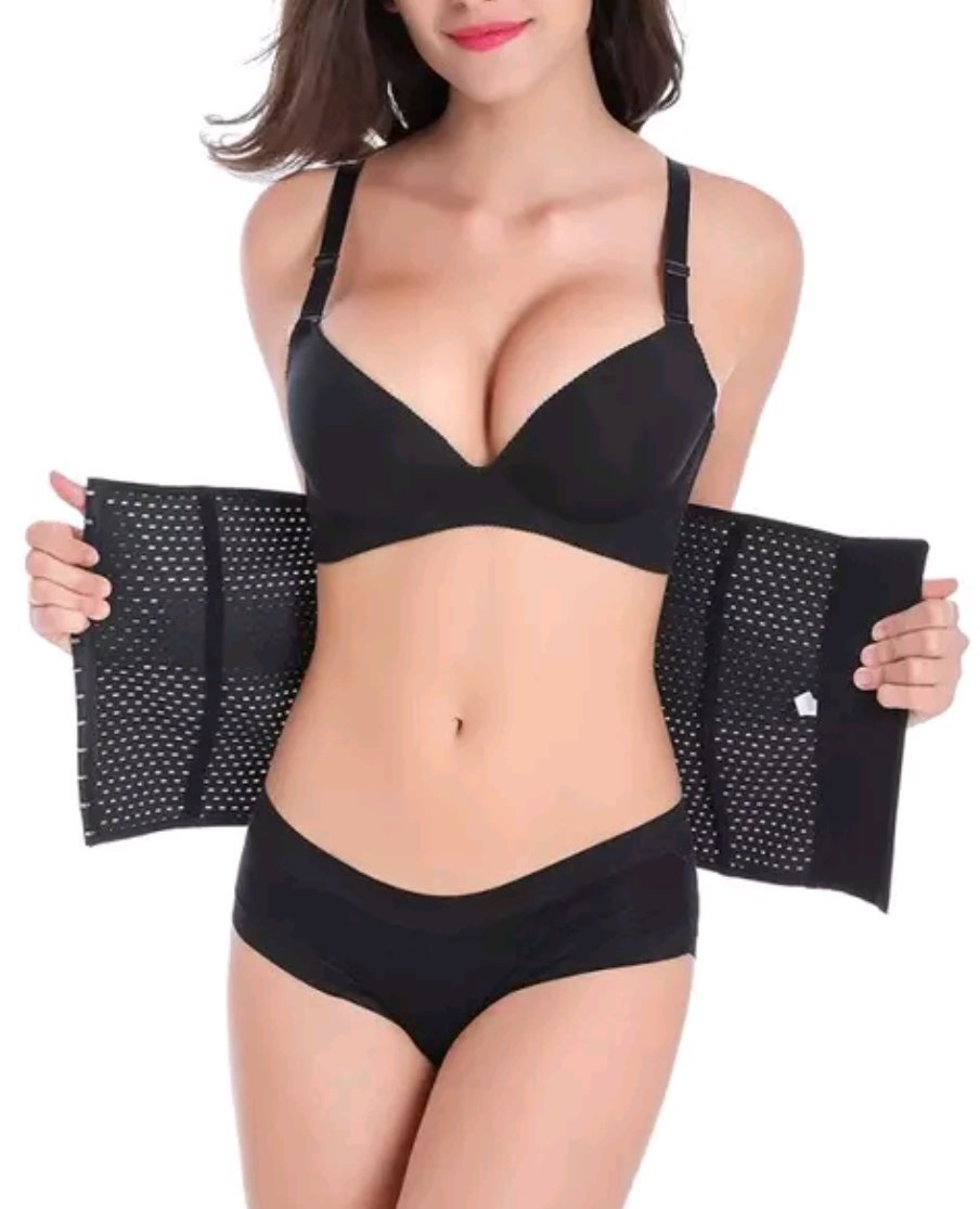 3ac022bc7b3 Get Quotations · ORIGINAL MESH WAIST TRAINER SLIMMER CINCHER FOR WEIGHT LOSS  MATERNITY LUMBAR SUPPORT BY JKRIS PRIVATE COLLECTIONS