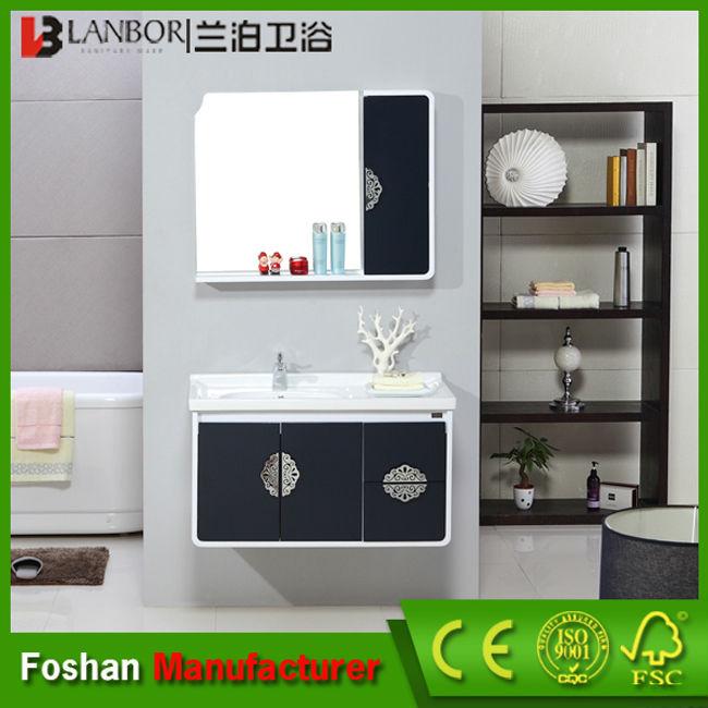muebles de bao con espejo armario de madera maciza barato polonia fs