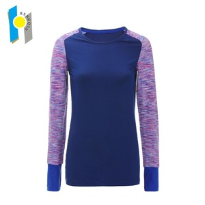 supreme quality women fitness clothing dry fit base layer gym apparel