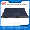 Good price 16 ports 16 sim cards VOIP wcdma gateway,gsm gateways for telephone pabx