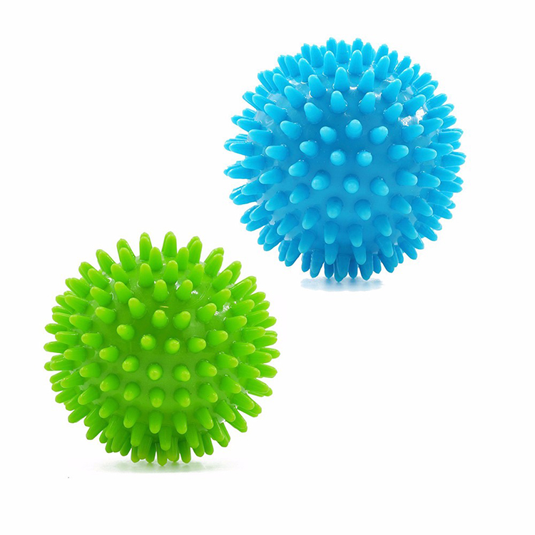 Multiple color selection  improve  body arm pain stress relief mini PVC massage ball
