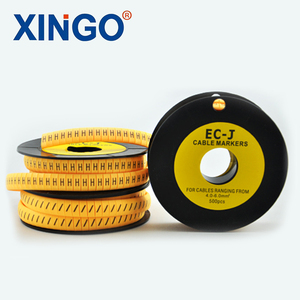 XINGO EC TYPE Wire Cable Markers