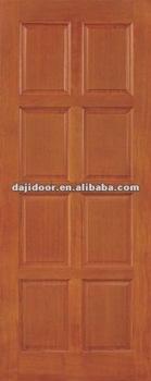 Solid wood 8 panel interior doors design dj s329 buy for 8 panel solid wood doors