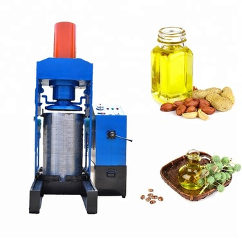 Hydraulic avocado oil press machine/cold pressed avocado oil machine/avocado oil extraction