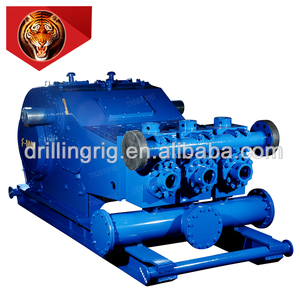 High Quality Portable F1600,F1300,F1000 F800 F500 Triplex Mud Pump