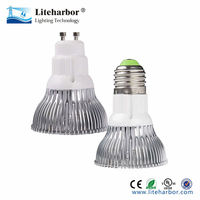 400lm 10x LED PAR20 Bright Flood Light Bulb 9W GU10 E27 Energy Saving Indoor/Outdoor e27 base standard
