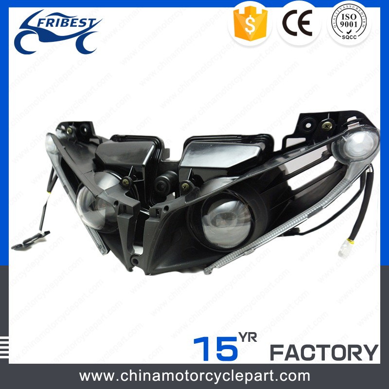 Motorcycle Headlights For YAMAHA YZF-R1 2012-2014
