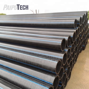 Perforated Plastic pipe /Polyethylene /HDPE Pipe PN10 for Water Supplying