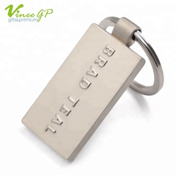 Factory supply Customized logos Zinc alloy Die-casting wholesale 3d keyring custom keyrings