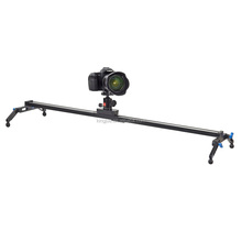 Kingjoy photo shoot equipment video tripod track sliders VM-120 video accessories for cine