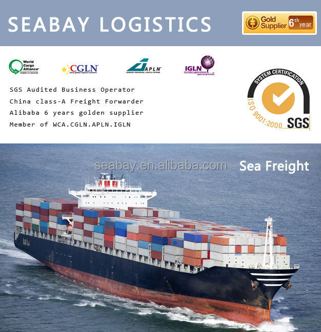 Professional international sea freight cost calculator