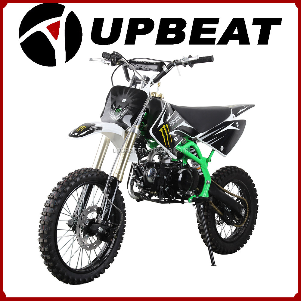 four stroke 125cc dirt bike upbeat pit bike Chinese dirt bike (DB125-CR70)