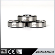 Miniature deep groove ball shield bearing 6000 ZZ for fishing Reel from Wuxi, China
