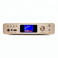 Headphone professional power amplifier dac