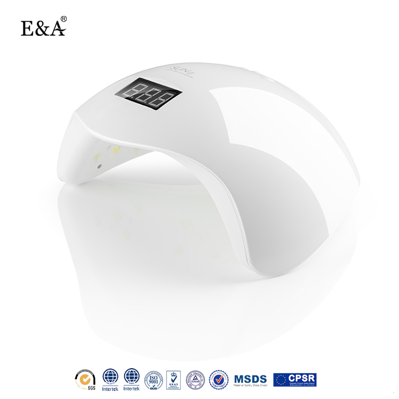 EA 48w rechargeable SUN5 nail dryer led uv nail lamp