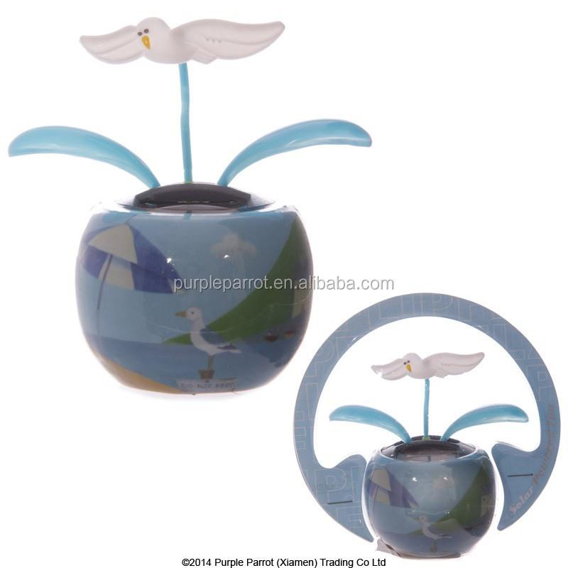 Seagul Solar Buddy/solar Powered Toys/ Solar Toys For Car ...