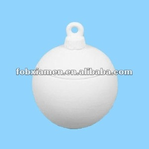 Bisque diy ball for New online christmas